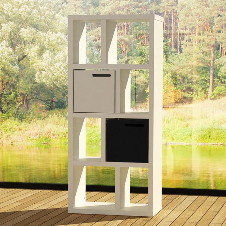 regal berlin iii mattwei home24. Black Bedroom Furniture Sets. Home Design Ideas