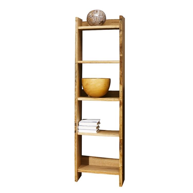 regal woodkid v eiche massiv home24. Black Bedroom Furniture Sets. Home Design Ideas