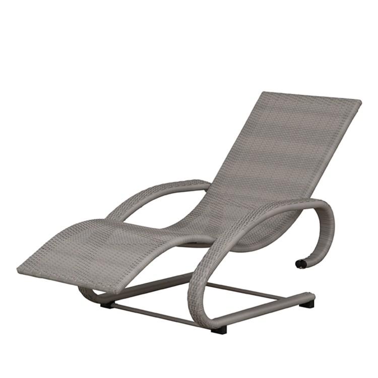 schaukelliege rio polar aluminium home24. Black Bedroom Furniture Sets. Home Design Ideas
