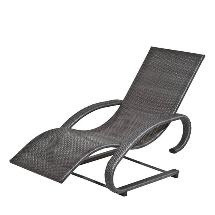 schaukelliege rio titan in anthrazit online kaufen home24. Black Bedroom Furniture Sets. Home Design Ideas