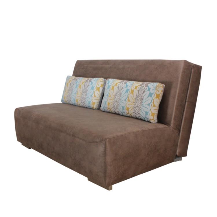 schlafsofa almeida braun home24. Black Bedroom Furniture Sets. Home Design Ideas