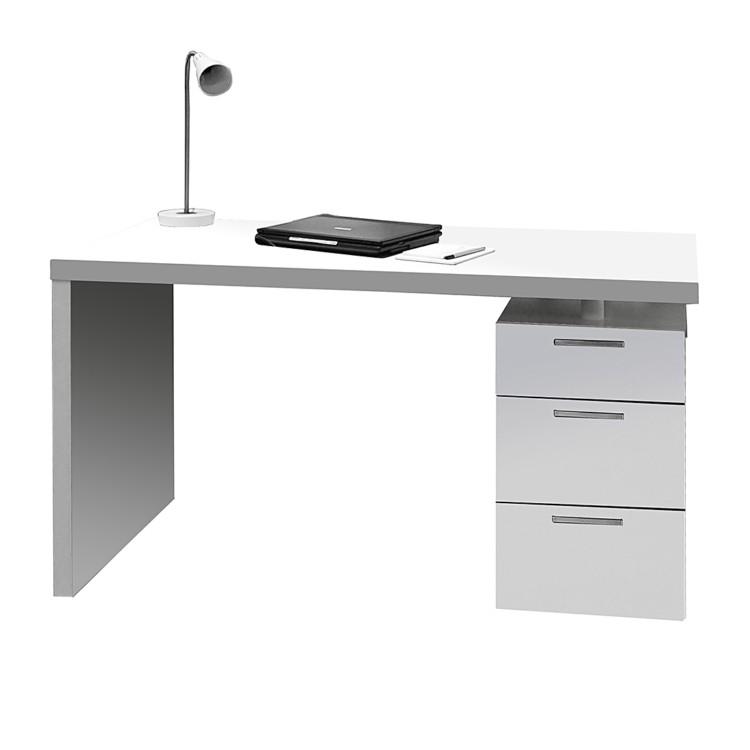 Home24office computertisch f r ein modernes kinderzimmer for Schreibtisch container design