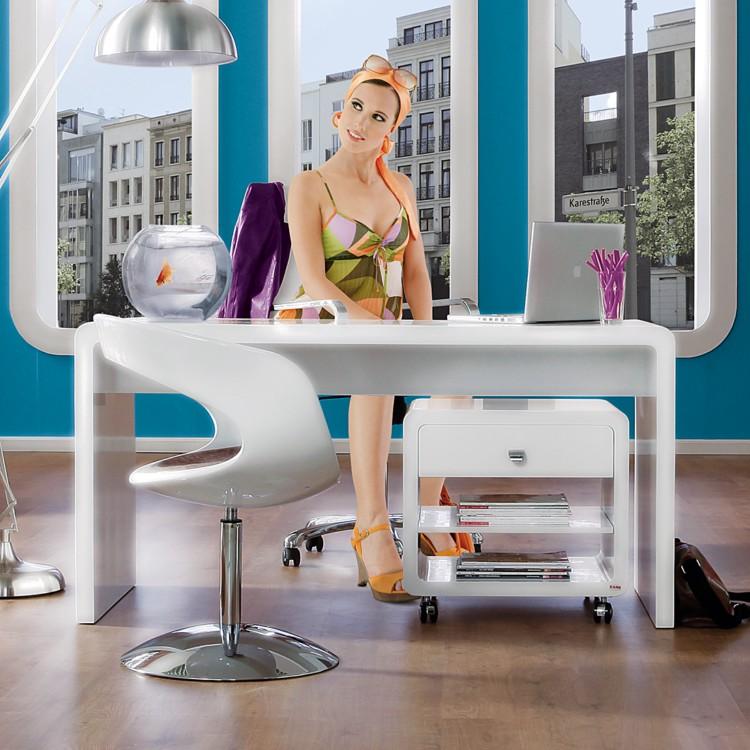 kare design schreibtisch f r ein modernes zuhause home24. Black Bedroom Furniture Sets. Home Design Ideas