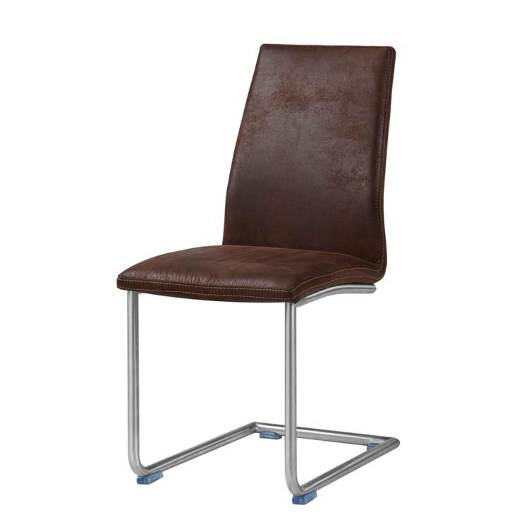schwingstuhl charry 2er set kunstleder home24. Black Bedroom Furniture Sets. Home Design Ideas