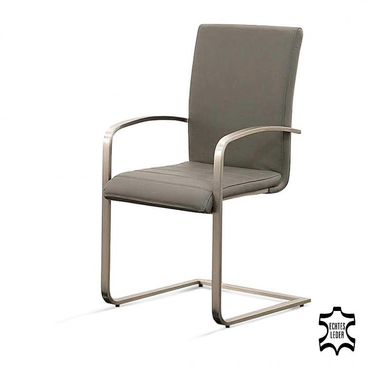 chaise design cantilever avec accoudoirs eugene lot de 2. Black Bedroom Furniture Sets. Home Design Ideas