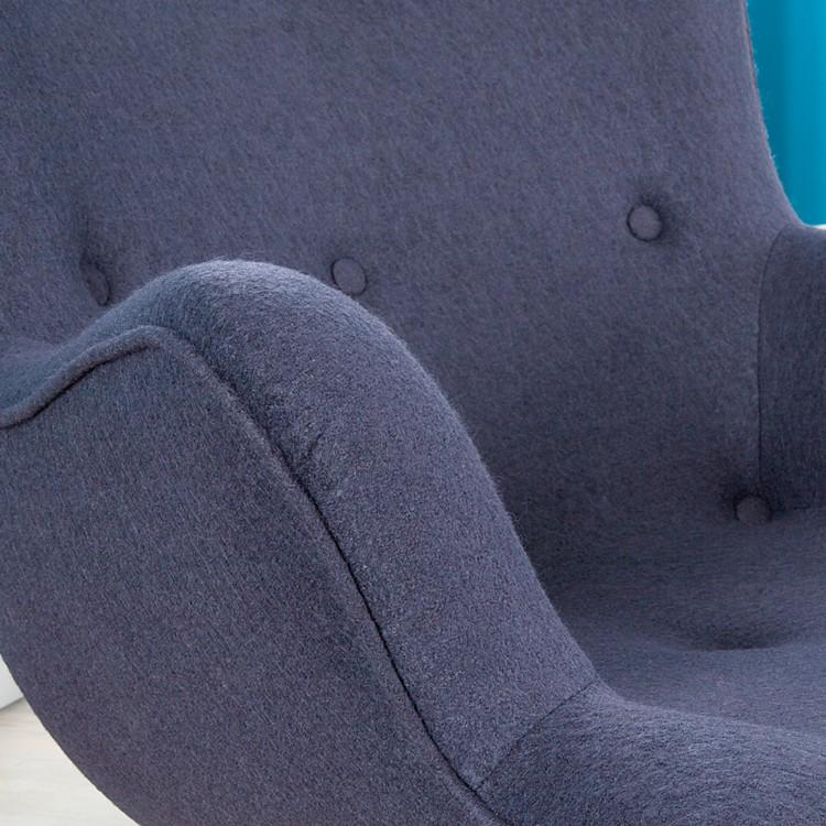 Kare design loungesessel kilkee home24 for Sessel 60iger