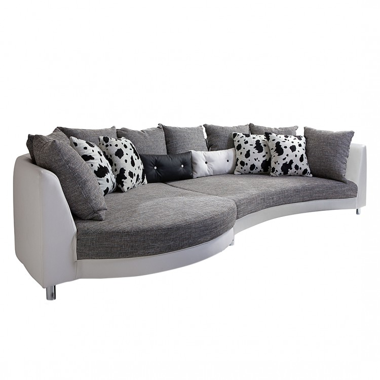 ecksofa mit longchair von monaco bei home24 bestellen home24. Black Bedroom Furniture Sets. Home Design Ideas