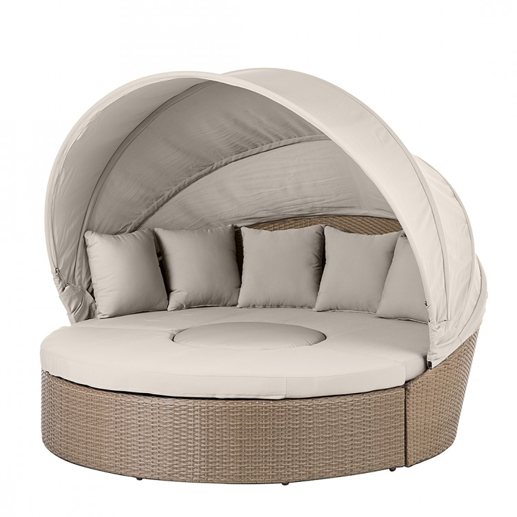 king 39 s garden sonneninsel rattanesco puca 4 teilig home24. Black Bedroom Furniture Sets. Home Design Ideas