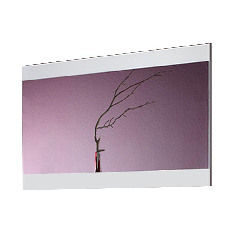 spiegel dallas ii hochglanz wei home24. Black Bedroom Furniture Sets. Home Design Ideas