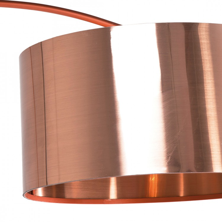 Stehleuchte gooseneck kupfer home24 for Kupfer accessoires