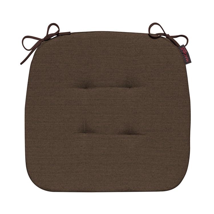 stuhlkissen franca braun home24. Black Bedroom Furniture Sets. Home Design Ideas