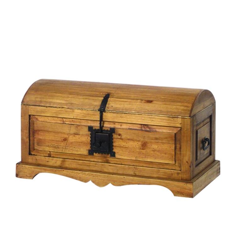 Truhe Holztruhe Pinie massiv Holz Holzkiste Wäschetruhe Schatztruhe Schatzkiste  eBay