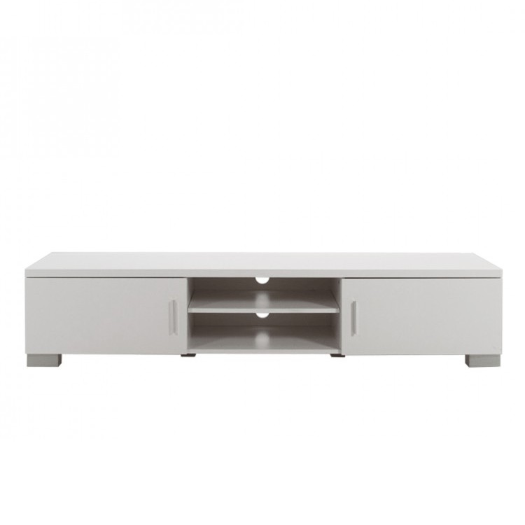 TV-meubel Bamboo - breedte 180cm : home24.nl
