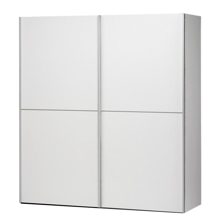 armoire penderie verona 2 portes coulissantes. Black Bedroom Furniture Sets. Home Design Ideas