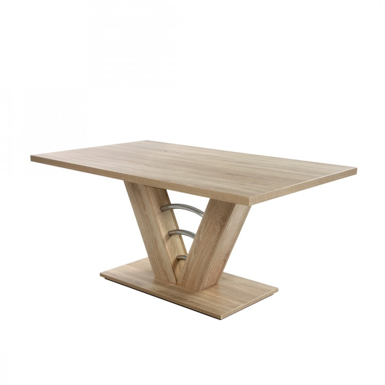 esstisch victory eiche s gerau home24. Black Bedroom Furniture Sets. Home Design Ideas