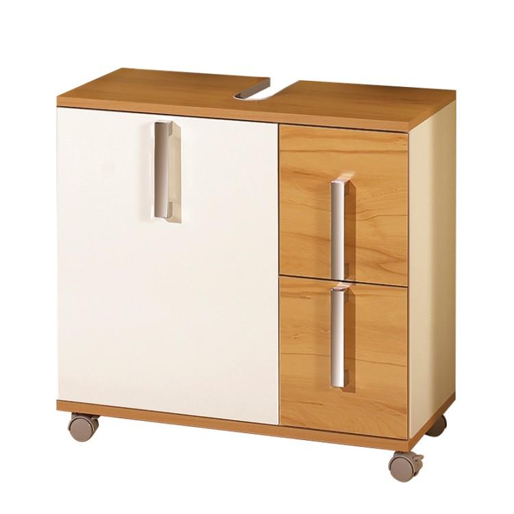 waschbeckenunterschrank auf rollen fackelmann standard waschbeckenunterschrank auf rollen. Black Bedroom Furniture Sets. Home Design Ideas