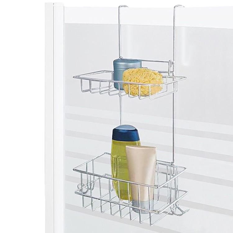 duschregal praktische halterung f r duschkabinen home24. Black Bedroom Furniture Sets. Home Design Ideas
