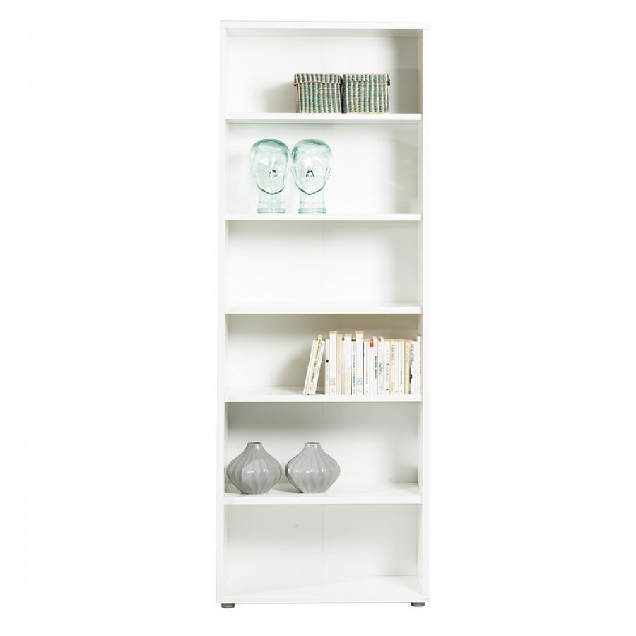 Etag re bocca 6 compartiments largeur 80 cm blanc - Etagere 40 cm largeur ...
