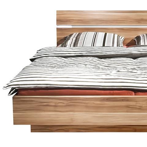 arte m kick bett nussbaum ~ möbel ideen und home design inspiration, Hause deko