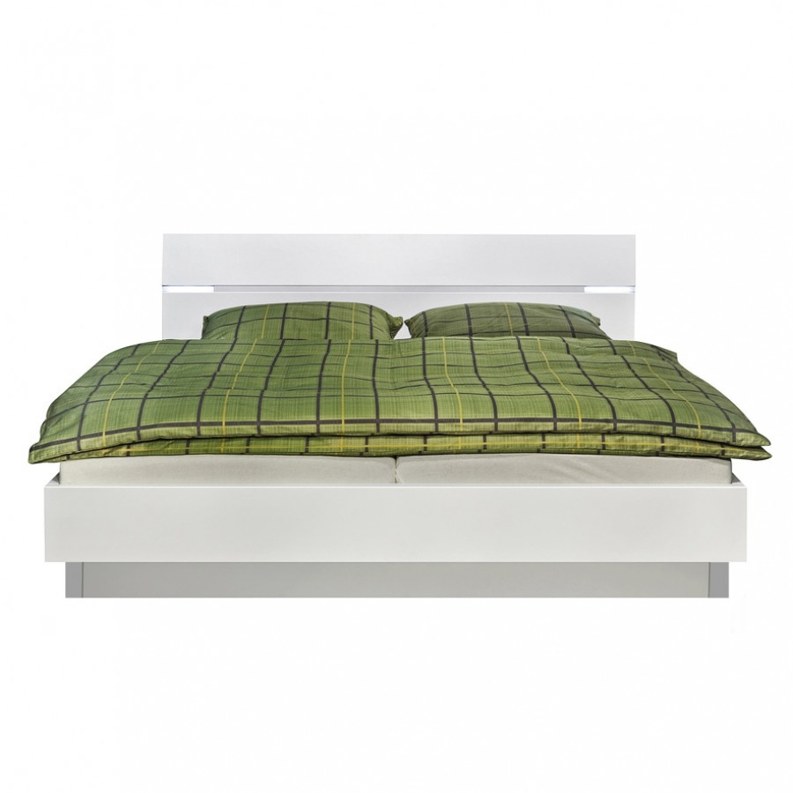 bett choice iii mit schwebesockel holzkopfteil home24. Black Bedroom Furniture Sets. Home Design Ideas