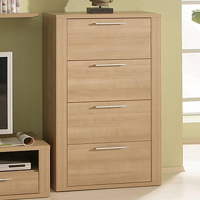 kommode maine 4 schubladen home24. Black Bedroom Furniture Sets. Home Design Ideas