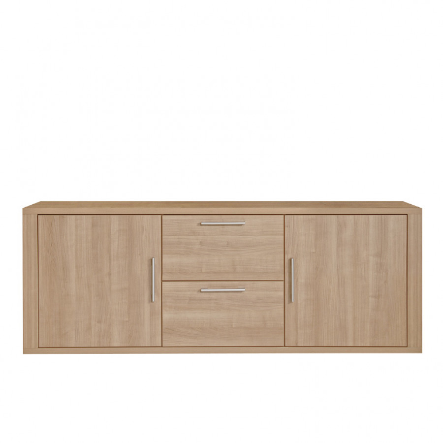 sideboard maine 2 t ren 2 schubladen noce. Black Bedroom Furniture Sets. Home Design Ideas