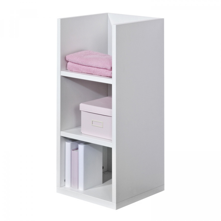 anstellregal prinzessin lillifee wei home24. Black Bedroom Furniture Sets. Home Design Ideas