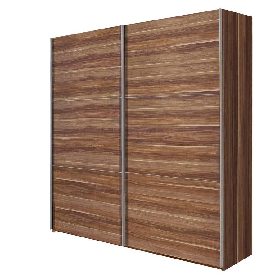 schwebet renschrank trio nussbaum home24. Black Bedroom Furniture Sets. Home Design Ideas