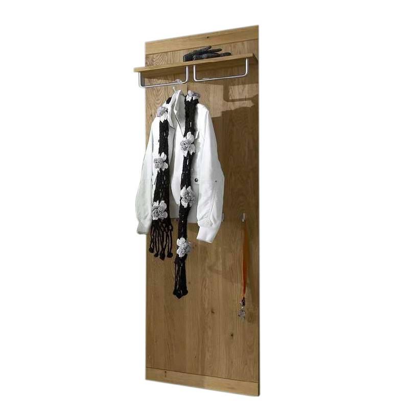 Garderobe murale bovino surface de rangement crochets - Home24 garderobe ...