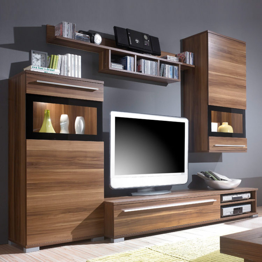 wohnwand von california bei home24 bestellen. Black Bedroom Furniture Sets. Home Design Ideas