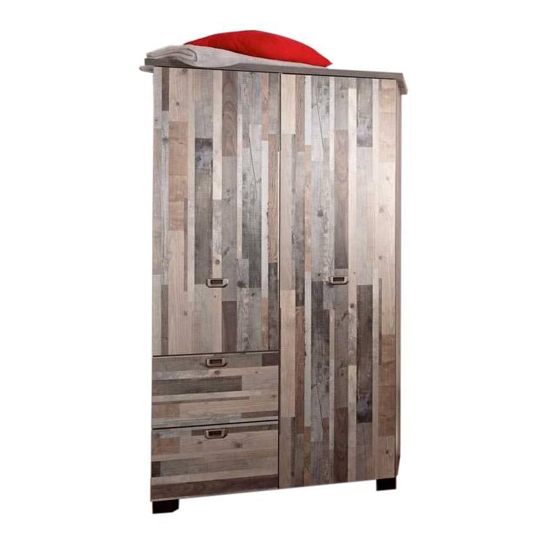 kledingkast capt 39 n sharky. Black Bedroom Furniture Sets. Home Design Ideas