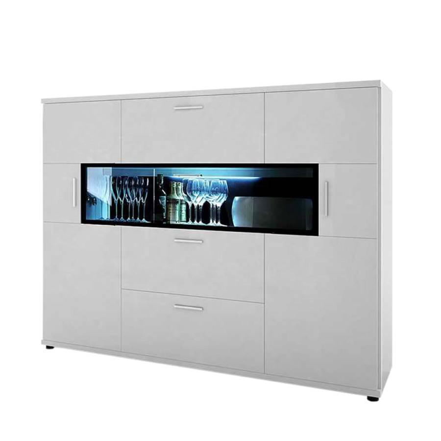loftscape highboard f r ein modernes heim home24. Black Bedroom Furniture Sets. Home Design Ideas