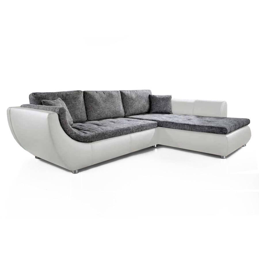 jetzt bei home24 ecksofa mit longchair von home design home24. Black Bedroom Furniture Sets. Home Design Ideas