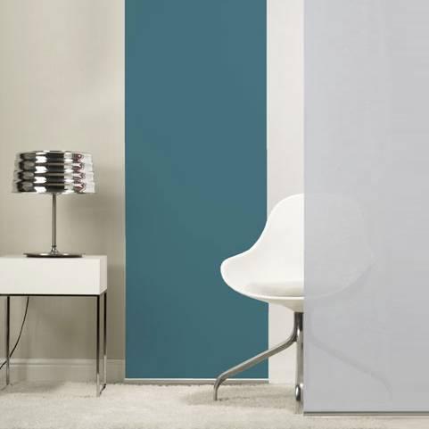 fl chenvorhang riska petrol home24. Black Bedroom Furniture Sets. Home Design Ideas