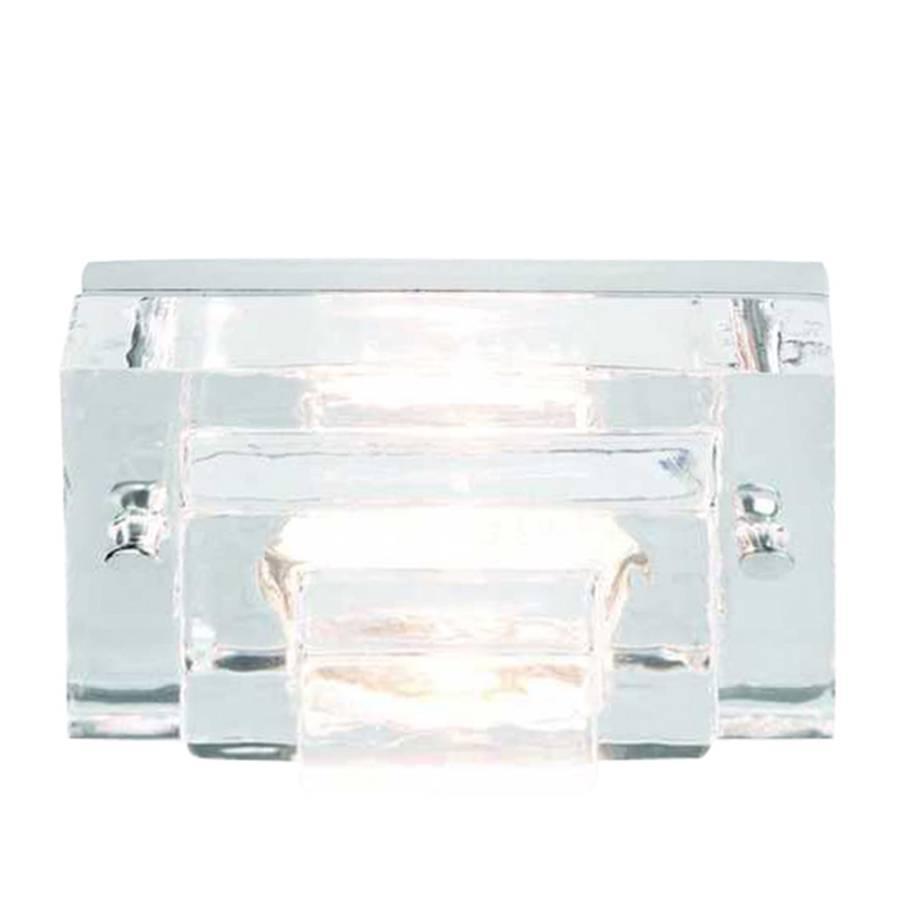 Deckenleuchte frascati eckig glas home24 for Deckenleuchte glas