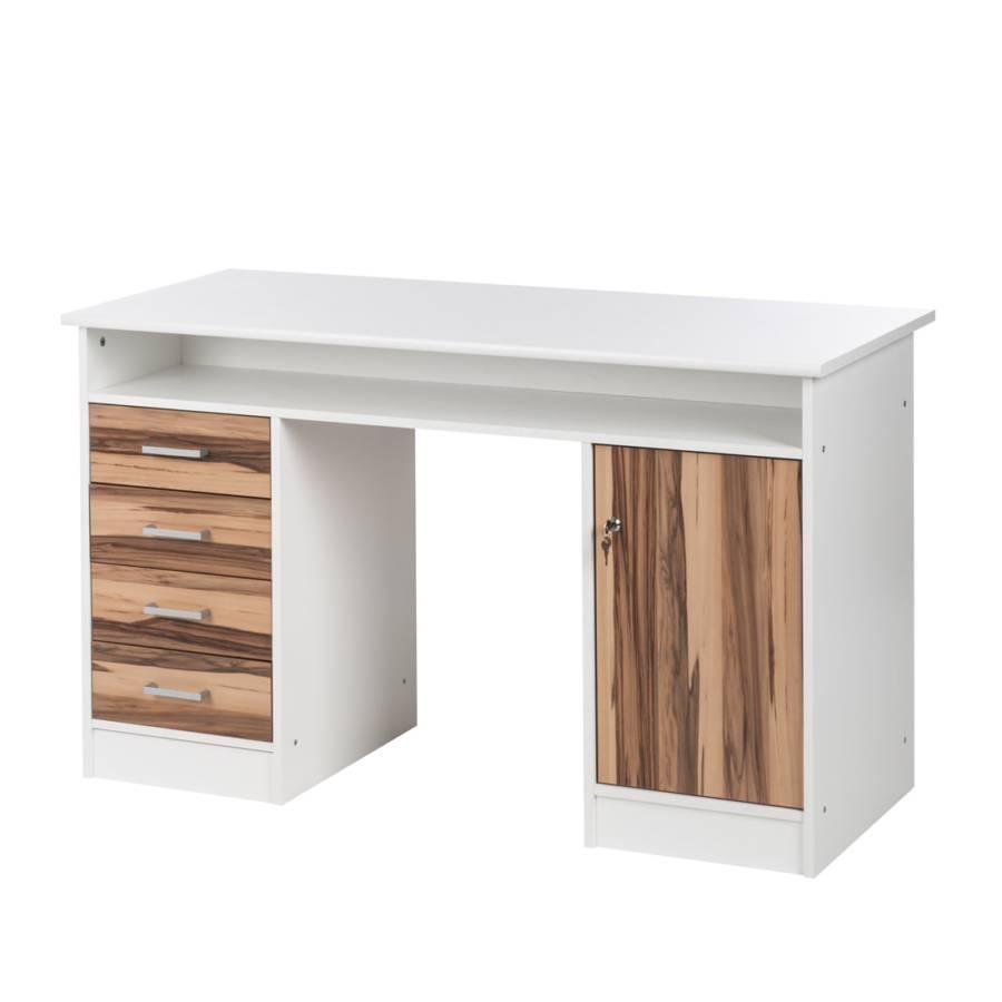 schreibtisch function abschlie bar home24. Black Bedroom Furniture Sets. Home Design Ideas