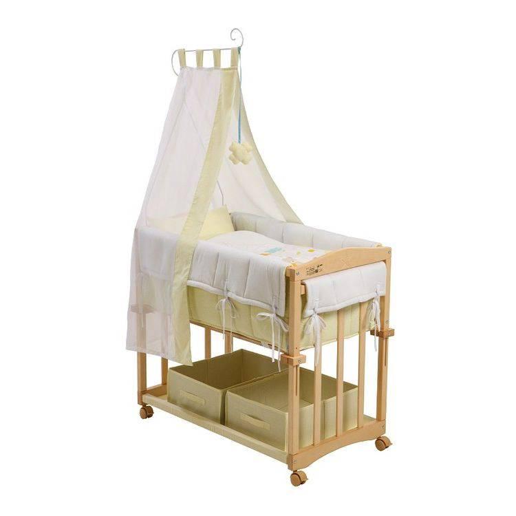 stubenbett gl cksbringer 4in1 home24. Black Bedroom Furniture Sets. Home Design Ideas