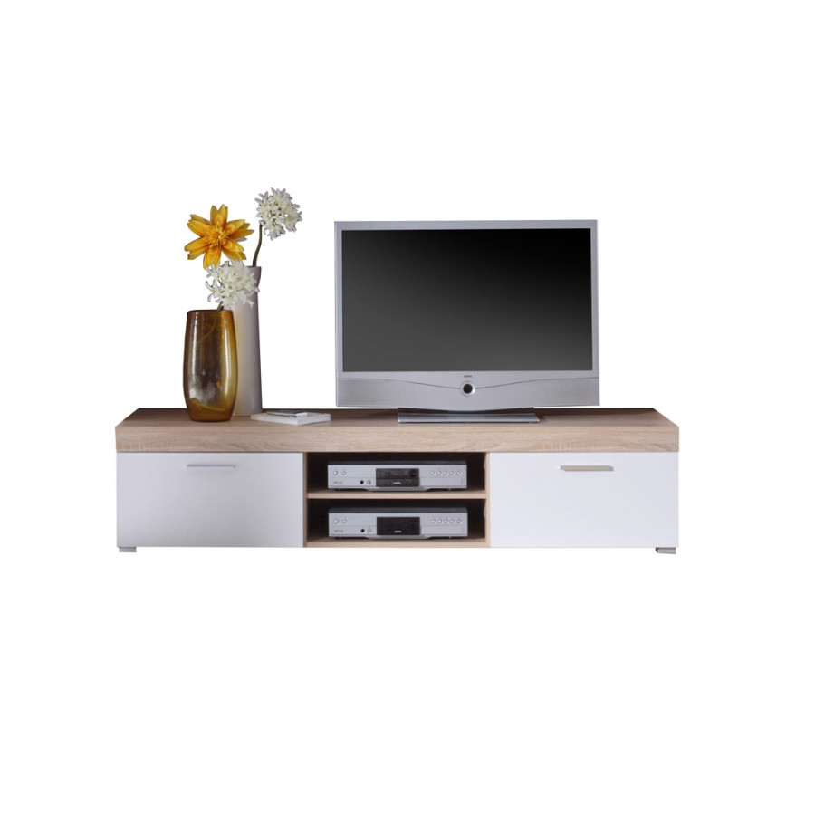 Meuble tv felina largeur 174 cm for Meuble tv petite largeur
