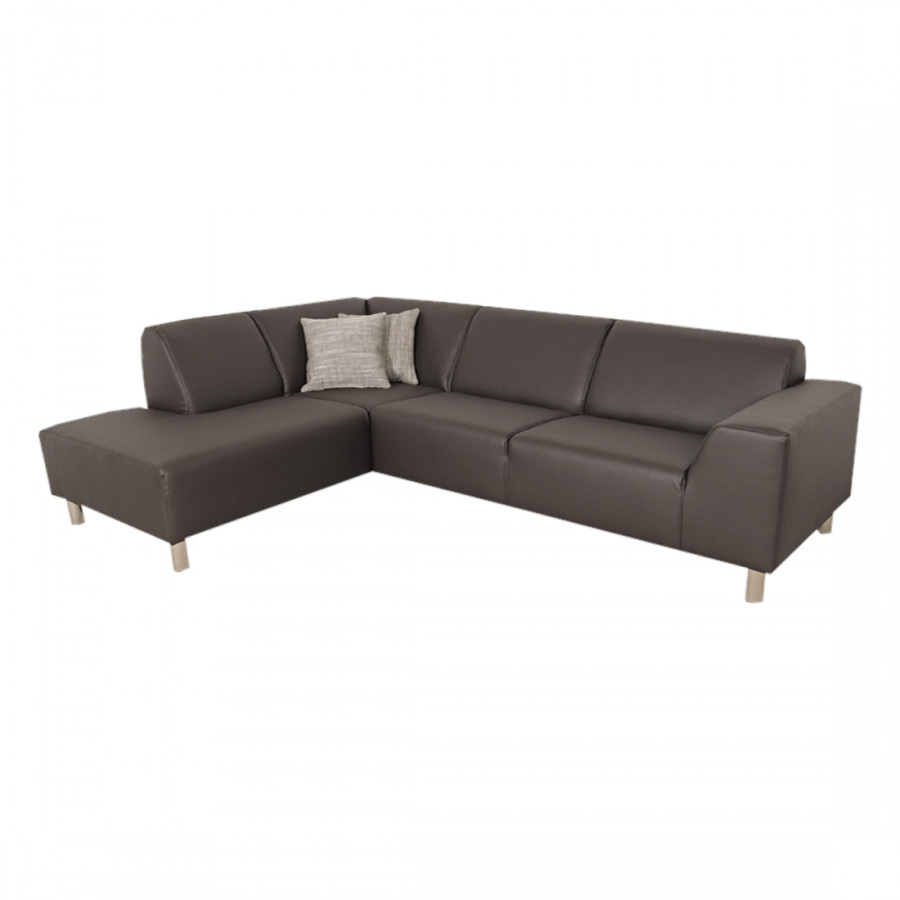 sofa burbank 2 sitzer mit ottomane home24. Black Bedroom Furniture Sets. Home Design Ideas