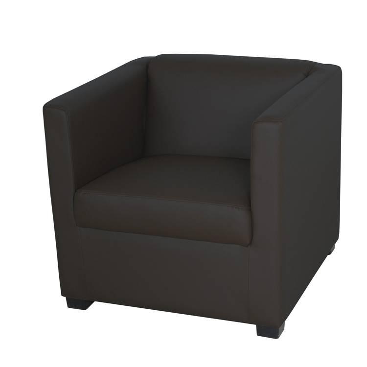 sessel richmond kunstleder home24. Black Bedroom Furniture Sets. Home Design Ideas