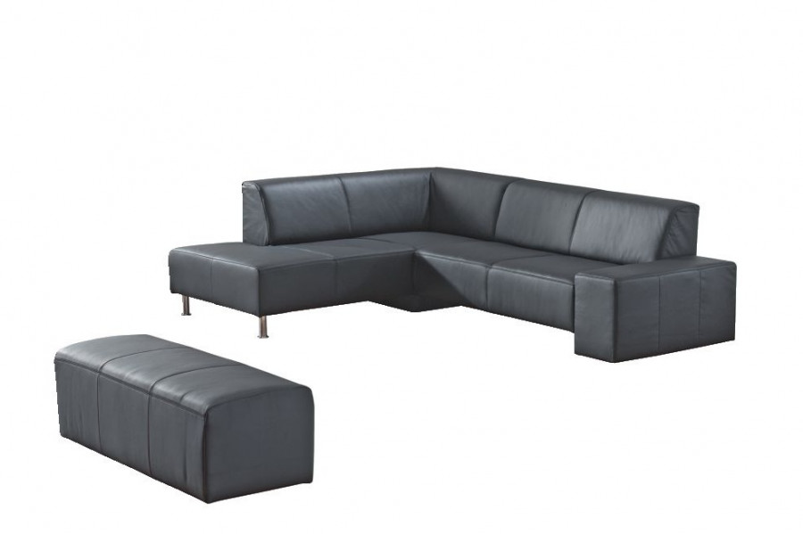 jetzt bei home24 ecksofa mit longchair von home design home24. Black Bedroom Furniture Sets. Home Design Ideas