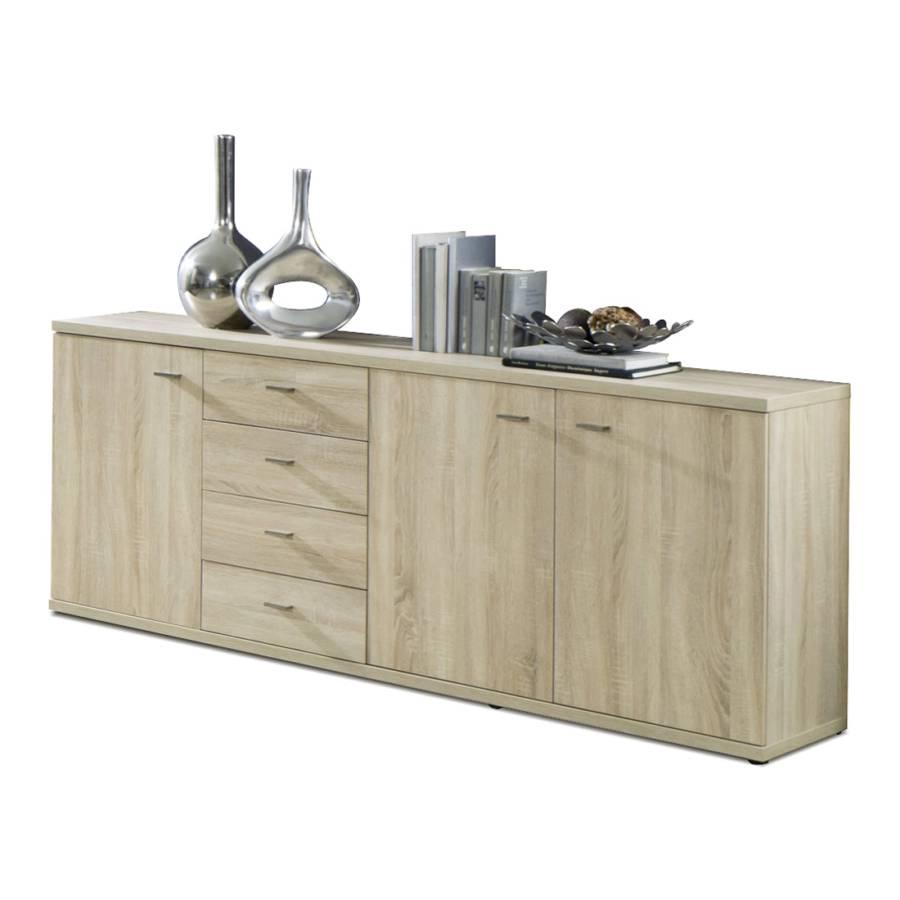 sideboard just now i eiche s gerau dekor home24. Black Bedroom Furniture Sets. Home Design Ideas