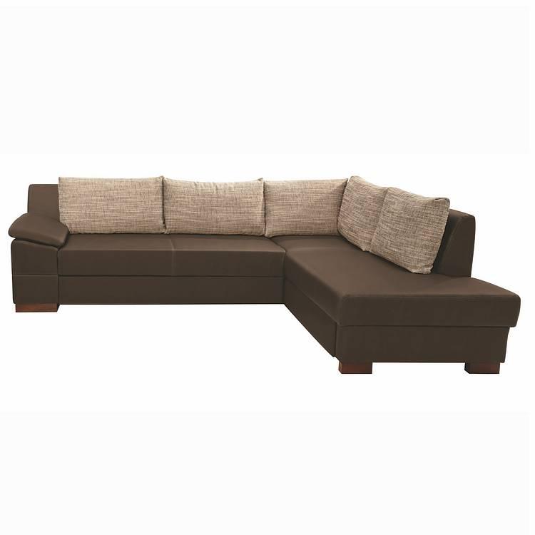 forli polstergarnitur mit ottomane home24. Black Bedroom Furniture Sets. Home Design Ideas