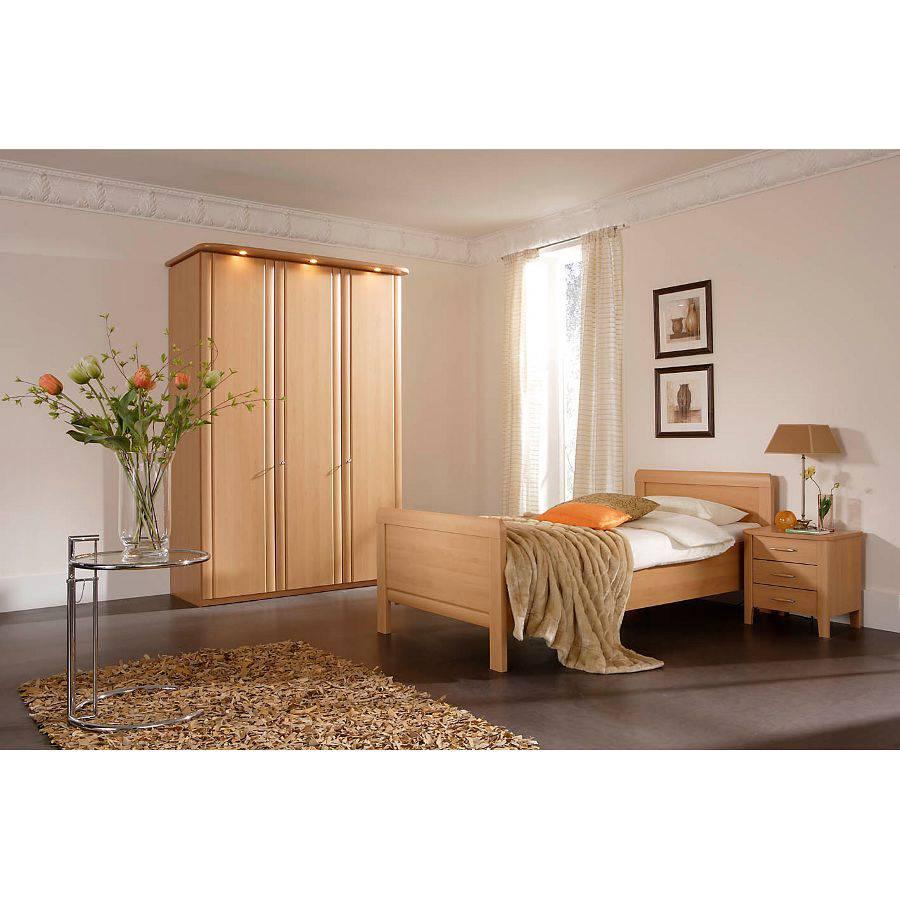 home24 ensemble de chambre coucher nolte delbr ck. Black Bedroom Furniture Sets. Home Design Ideas