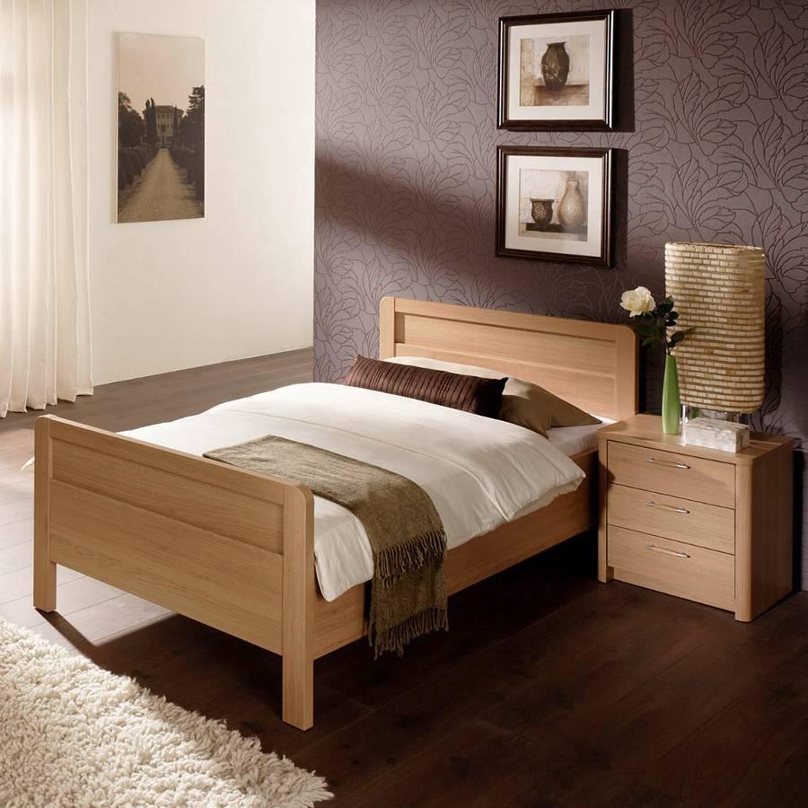 Commander un ensemble lit par nolte delbr ck sur home24 for Chambre a coucher nolte