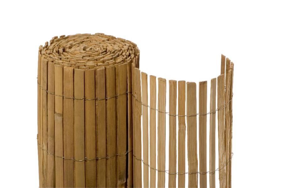 Bambusmatte macao gespalten 5m breit home24 for Wohnzimmer 3 5 m breit