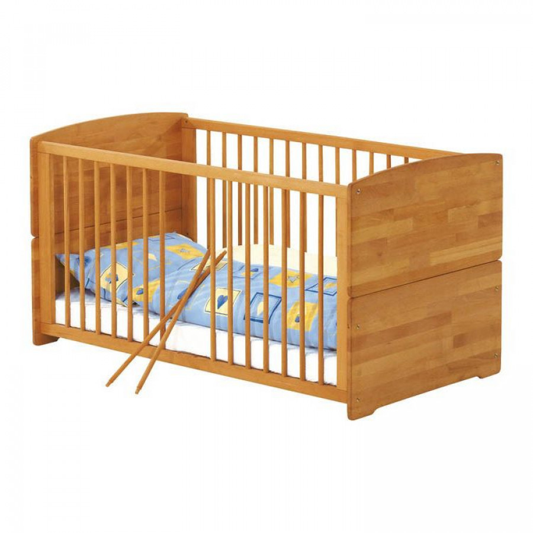 babybett ole buche home24. Black Bedroom Furniture Sets. Home Design Ideas