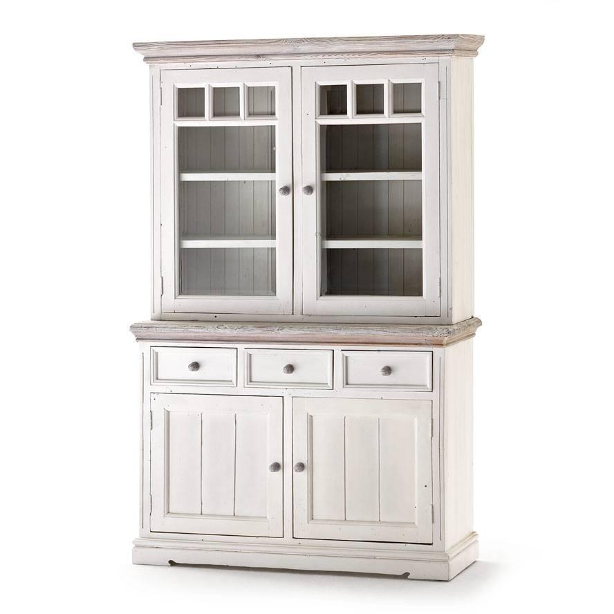 jetzt bei home24 standvitrine von landhaus classic home24. Black Bedroom Furniture Sets. Home Design Ideas