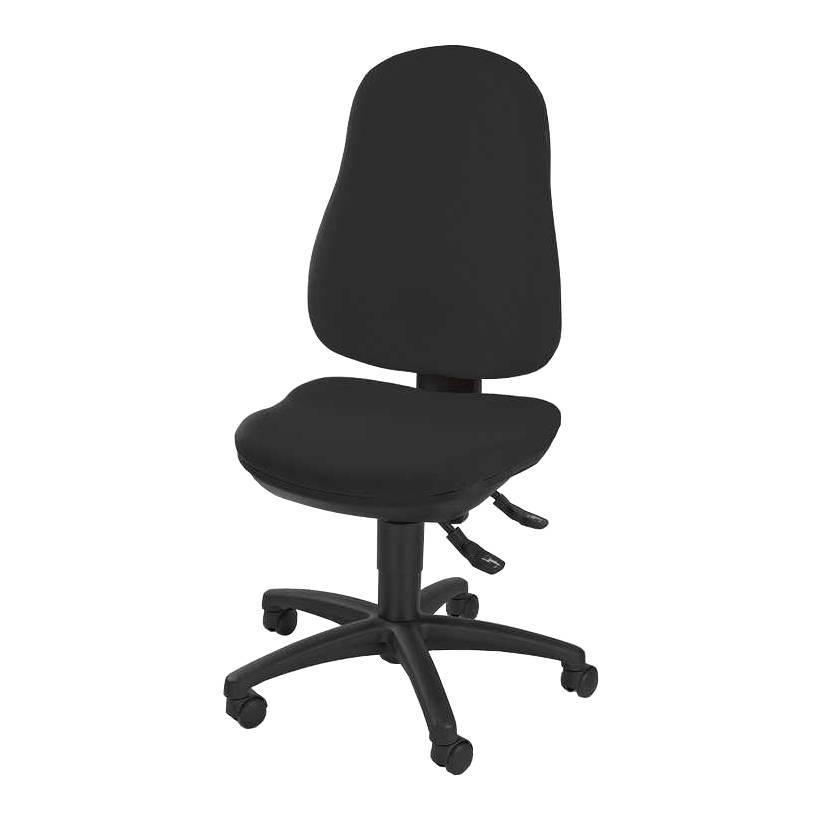 drehstuhl point 70 h henverstellbar schwarz home24. Black Bedroom Furniture Sets. Home Design Ideas