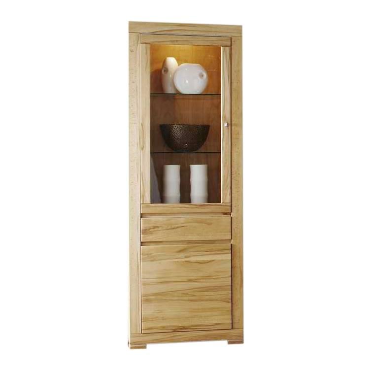 vitrine raik kernbuche massiv home24. Black Bedroom Furniture Sets. Home Design Ideas